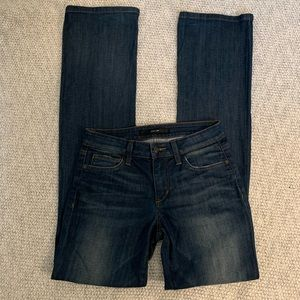 Joe's Jeans Curvy Bootcut Natalie Jeans Sz 27